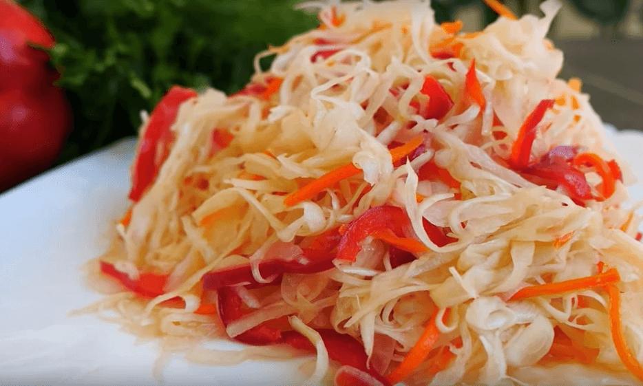 fermented foods - sauerkraut
