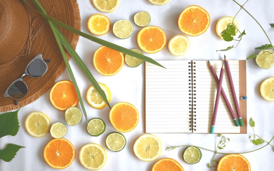 citrus bioflavonoids in fruits