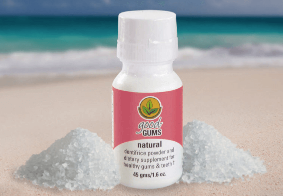 good-gums all-natural powder